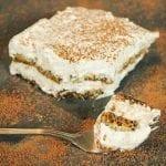 Classic Creamy Tiramisu