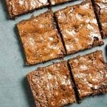 Crinkle Top Fudge Brownies