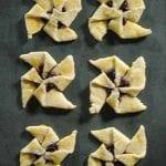 Finnish Star Cookies -Joulutorttu