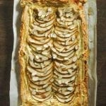 Pear and Honey Tart